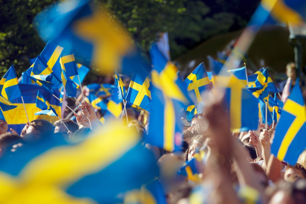 Celebration, Ola Ericson/imagebank.sweden.se