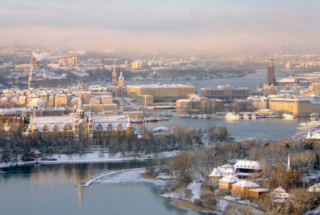 Stockholm view, Ola Ericson/imagebank.sweden.se