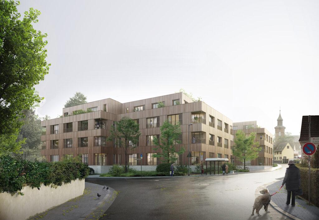 Haus Hynsperg Liederbach White Arkitekter